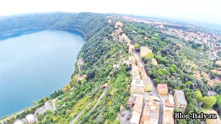 Озеро Альбано