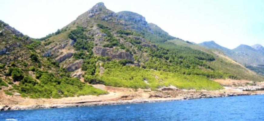 остров Мареттимо