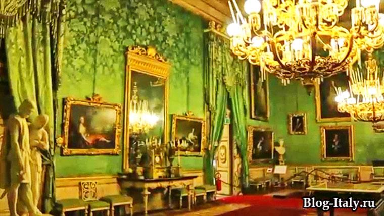 Галерея Палатина и Королевские апартаменты