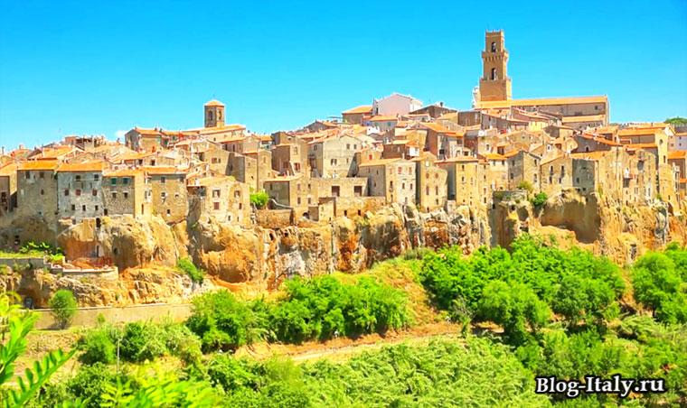 Городок в Тоскане