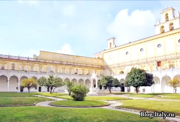 Национальный музей Сан-Мартино