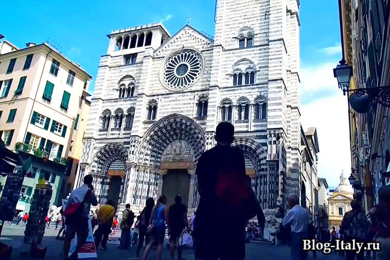 Собор святого Лаврентия Генуя