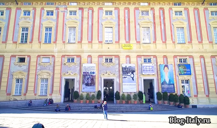 Театр Карло Феличе Генуя