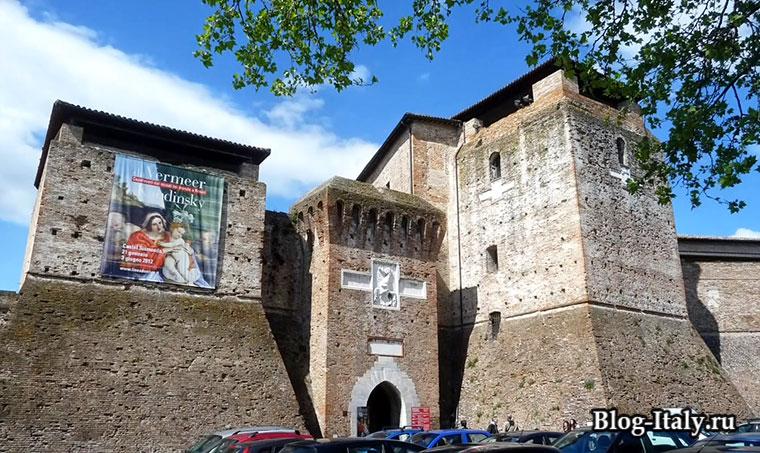 Замок Сизмондо Римини