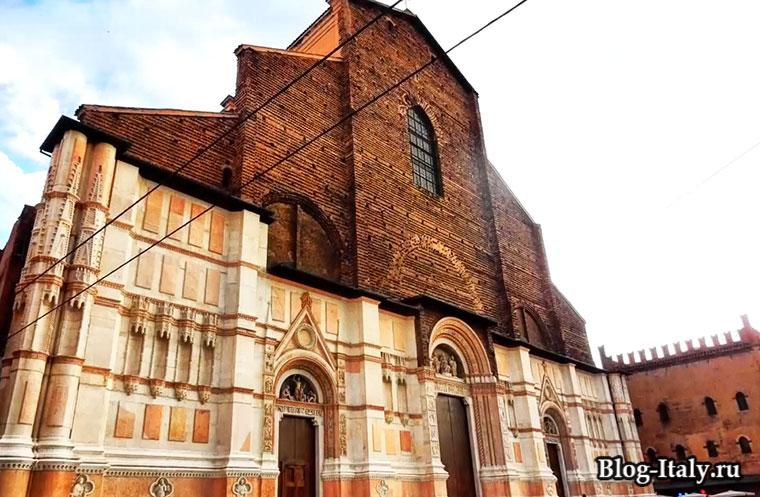 Базилика Сан Петронио - Болонья