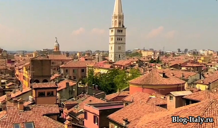 башня Гирландина Модена