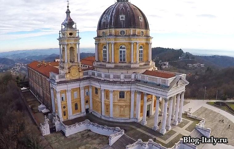Базилика ди Суперга Турин