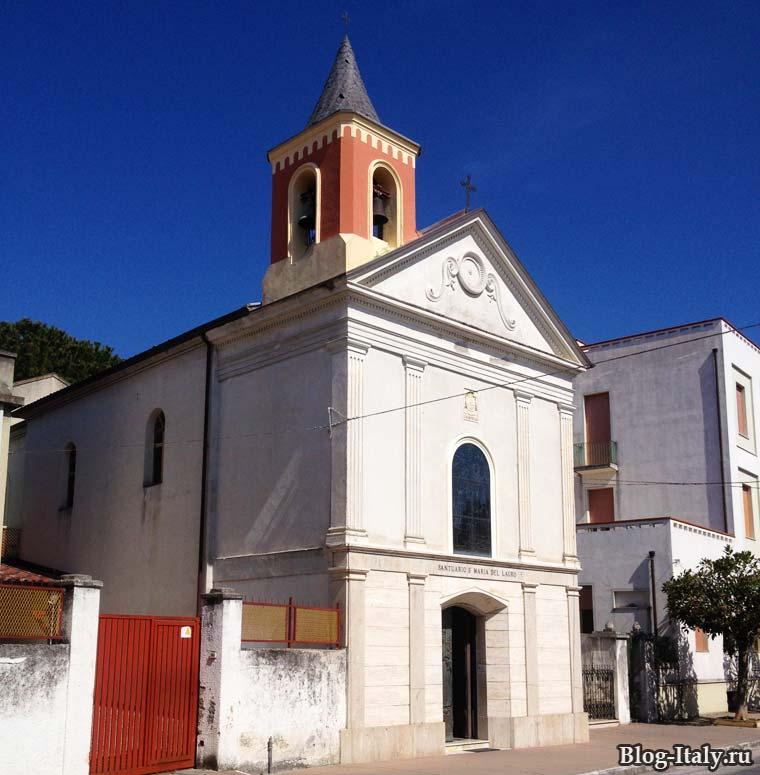 Chiesa della Madonna del Lauro