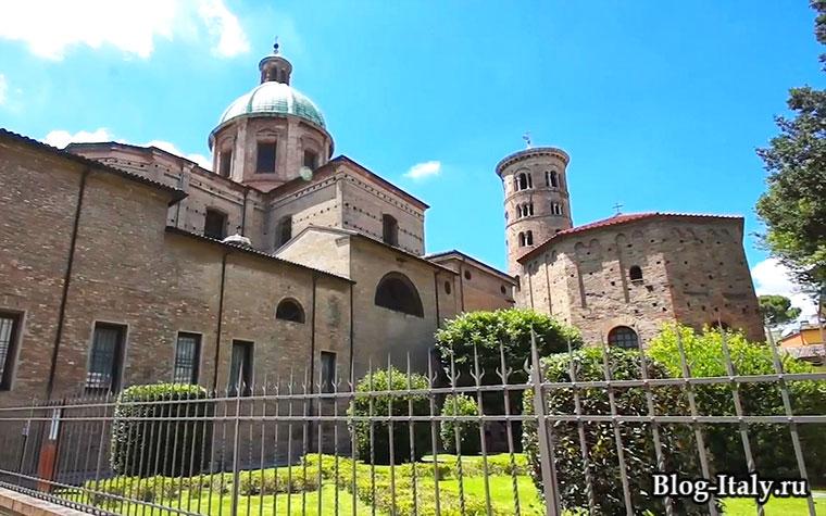Баптистерий Неона город Равенна