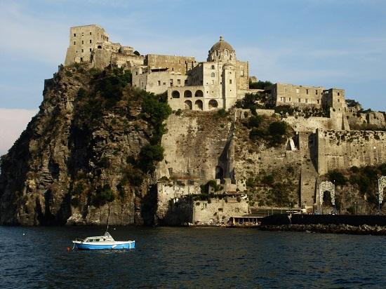 Castello Aragonese, фото