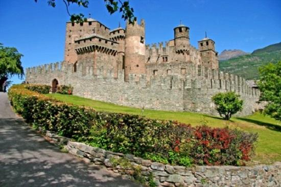 Castello Fenis, фото
