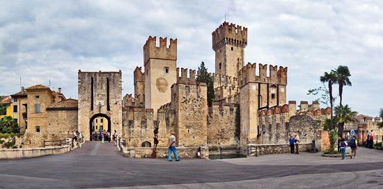 Castello Scaligero, фото
