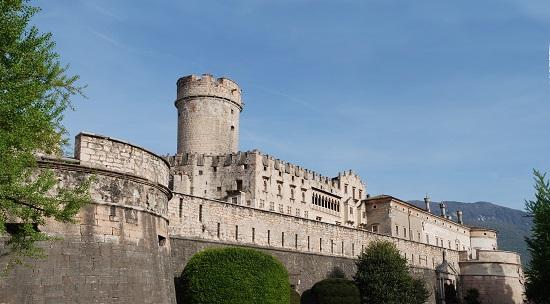 Castello del Buonconsiglio, фото