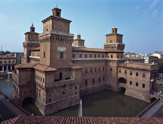 Palazzo Estense, фото