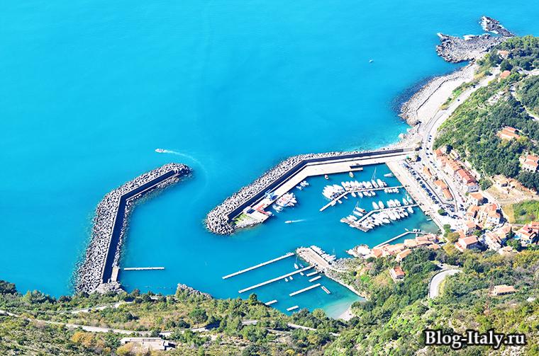 Маратея порт