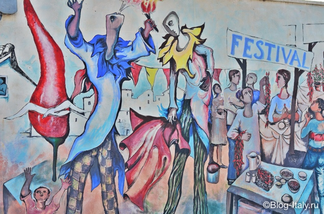 festival peperoncino в городе Диаманте