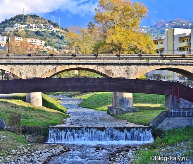 Мост в Диаманте