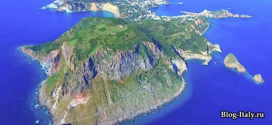 Остров Понца