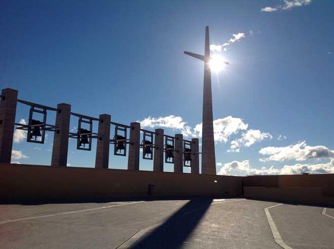 Сан-Джованни-Ротондо, крест
