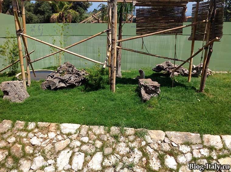 Зоопарк в Фазано