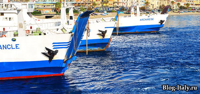 Порт Сицилии