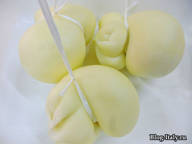 Сыр Скаморца не копченый