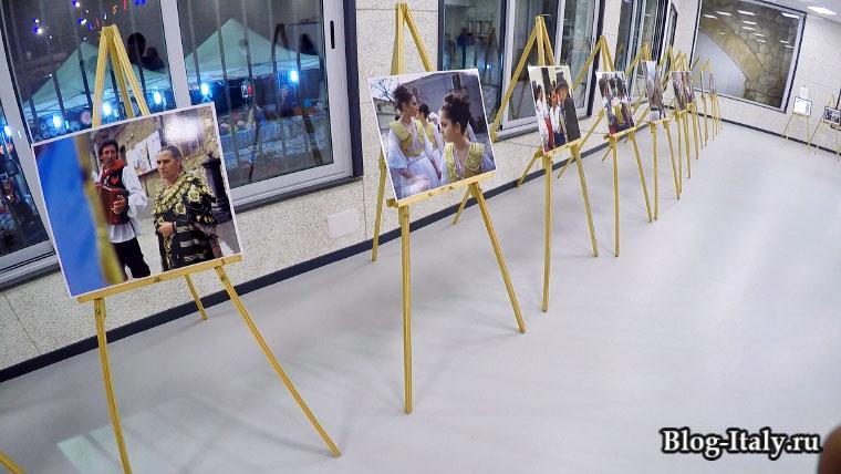 выставка фотографи на фестиваль острого перца в Диаманте
