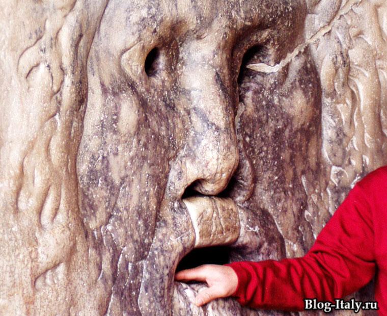 Уста истины - что глаголят римские легенды? | 620x760