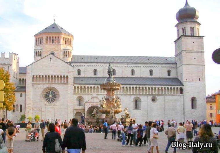 Кафедральная базилика Сан-Виджилио в Тренто