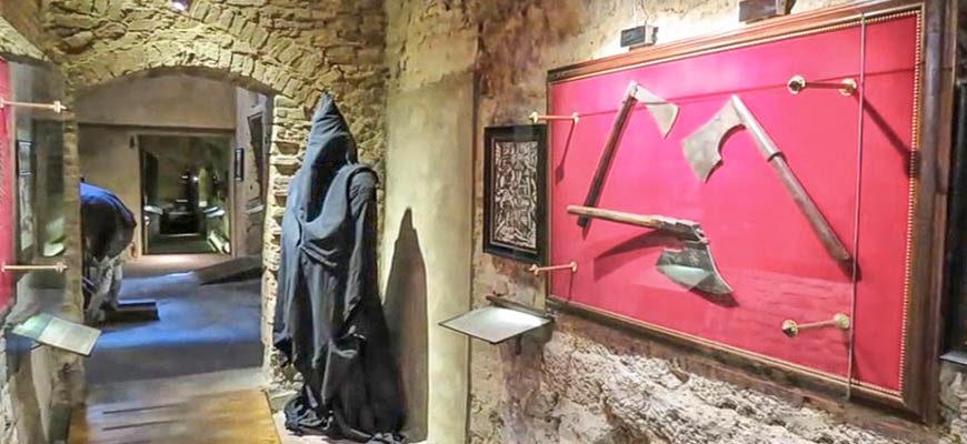 Пражский музей пыток   ВКонтакте   400x870