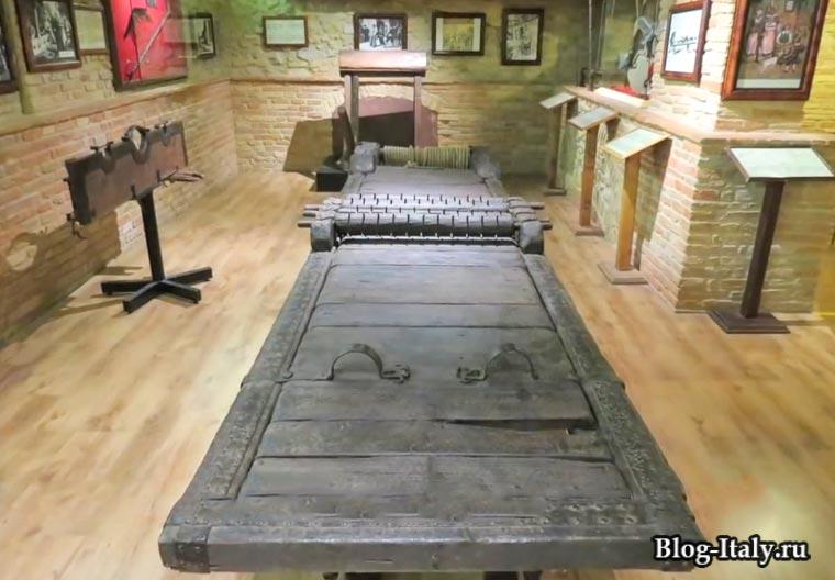 Музей пыток Сан-Джиминьяно