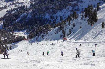горнолыжных курортов Италии