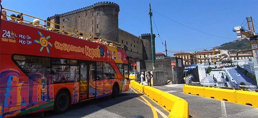 экскурсии в Неаполе