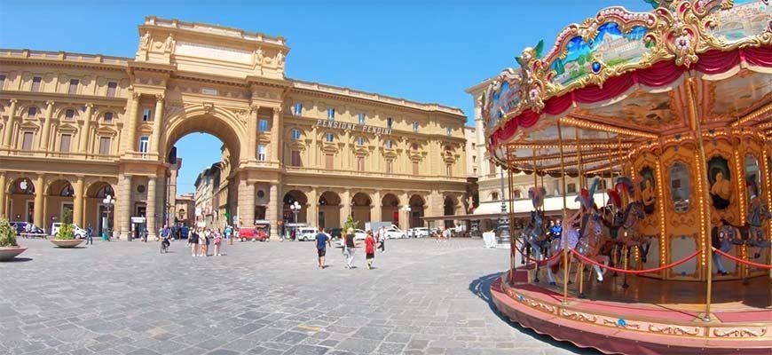Экскурсия в Флоренции
