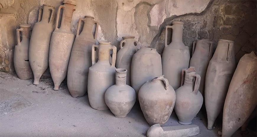 Старый город Помпей